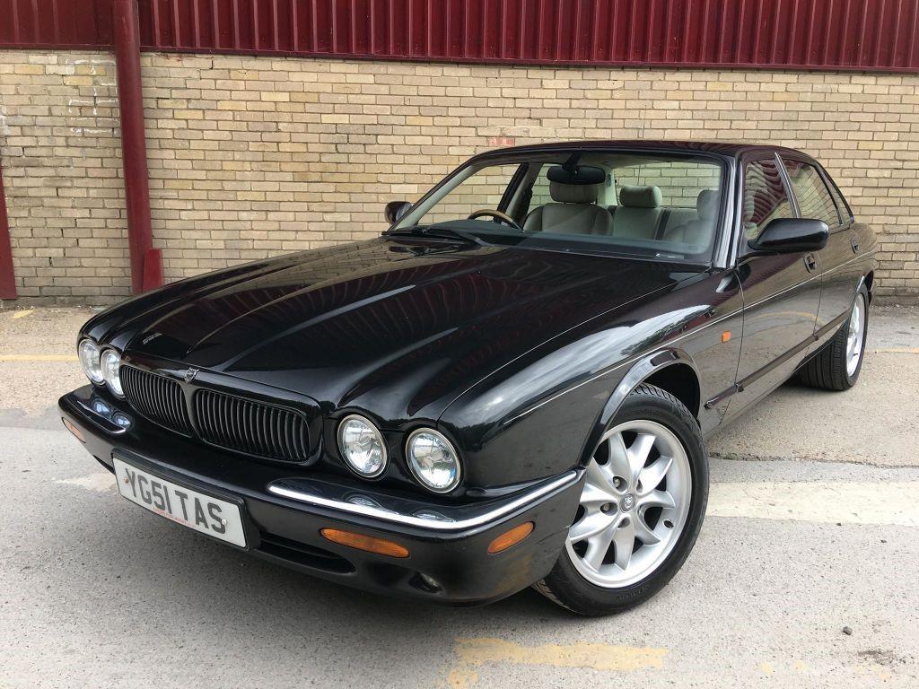 used Jaguar XJ SOVEREIGN V8