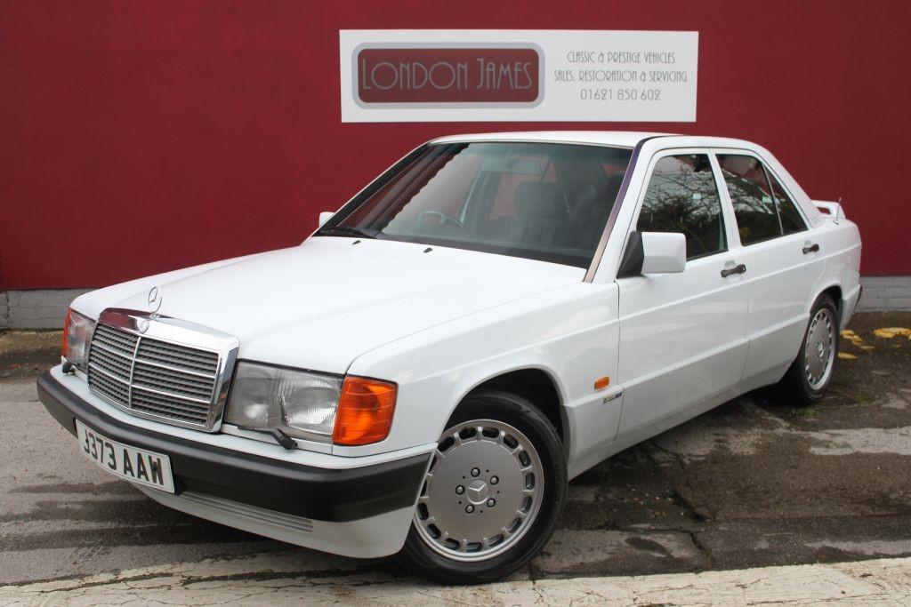 used Mercedes 190 E 2.6