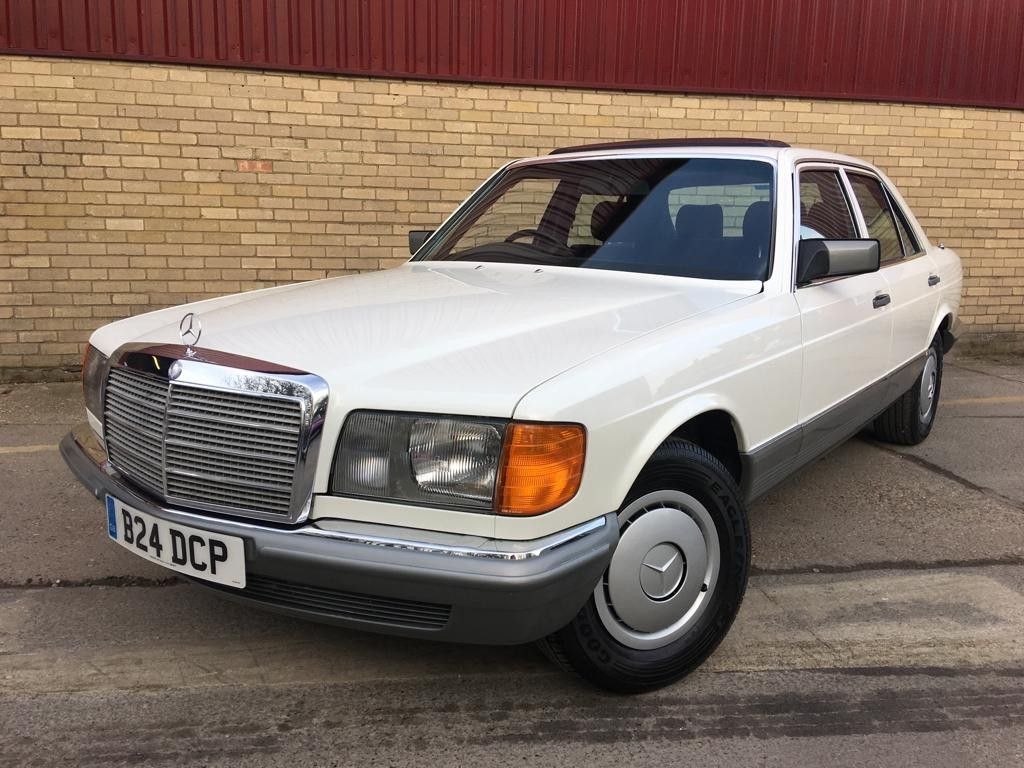 used Mercedes 280