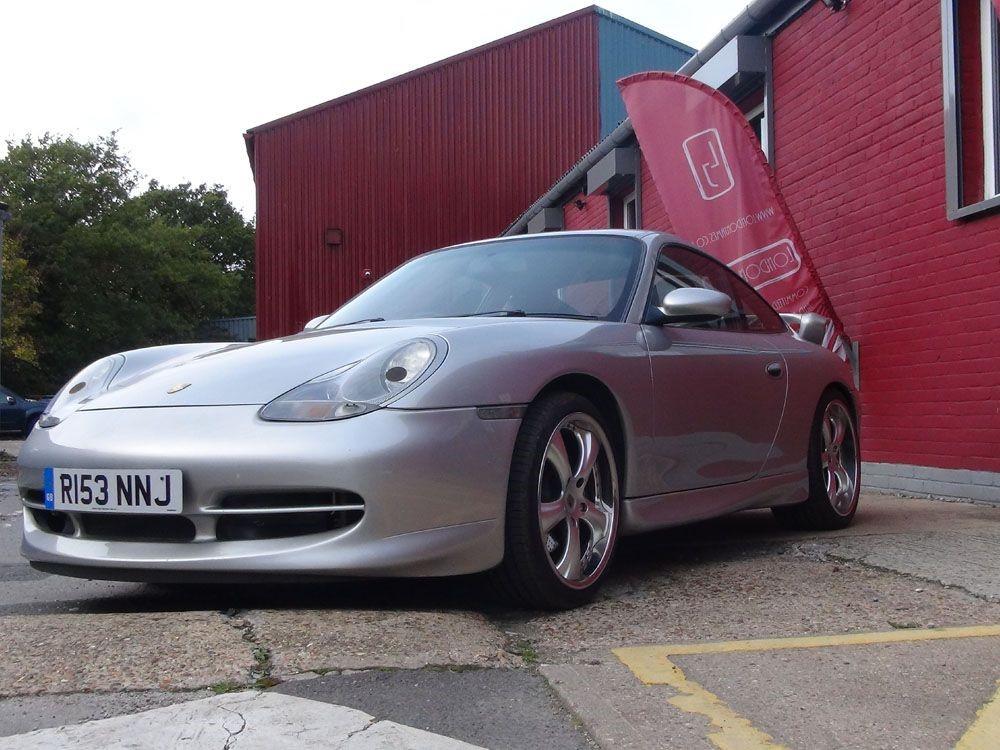 used Porsche 911 CARRERA TIPTRONIC S