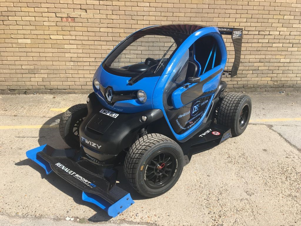 Renault Twizy For Sale: Used Blue Renault Twizy For Sale