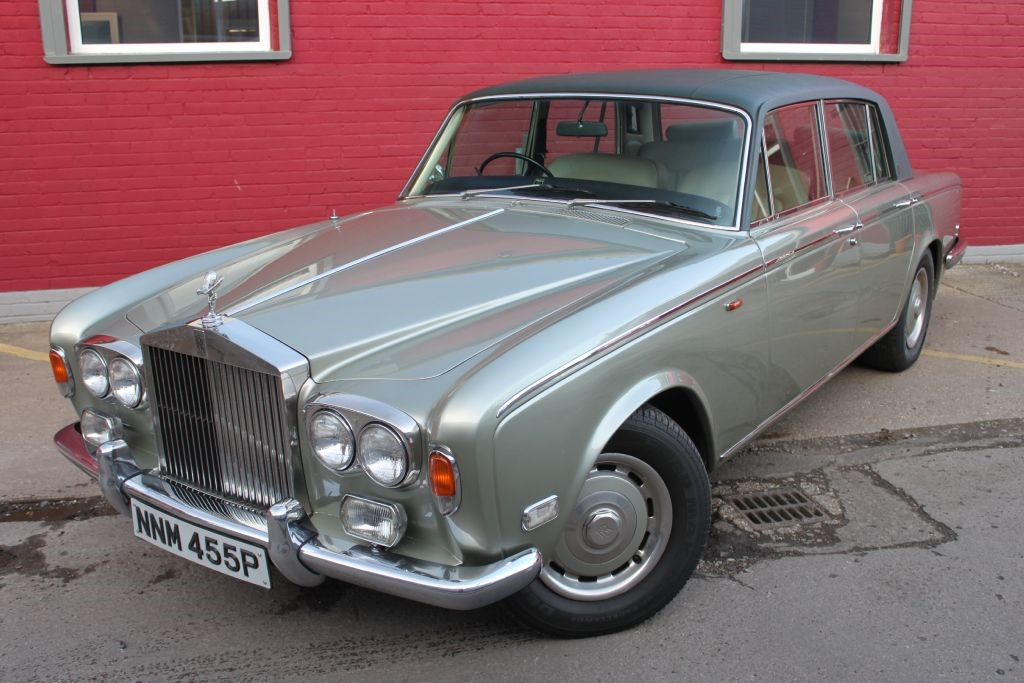 used Rolls-Royce Silver Shadow Luxury classic Silver Shadow 1 similar to Bentley T1