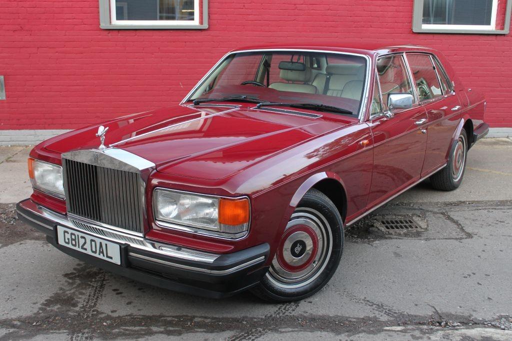 used Rolls-Royce Silver Spirit Automatic Classic Rolls Royce Luxury