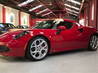 Alfa Romeo 4C for sale