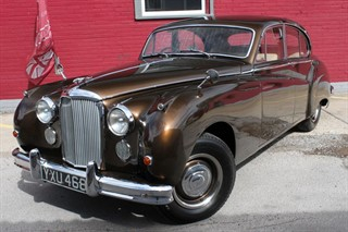 Jaguar Mark II for sale