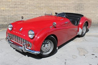 Triumph TR3 for sale
