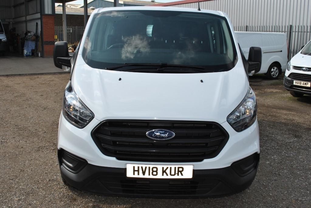 Ford Transit Custom | A10 Auto Centre | Norfolk
