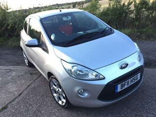 Ford KA for sale