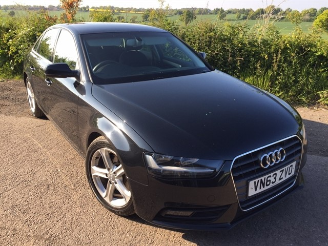 used Audi A4 TDI e SE 4dr in west-midlands