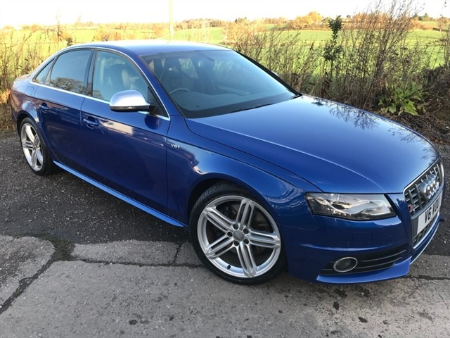 used Audi S4 V6 Quattro 4dr in west-midlands