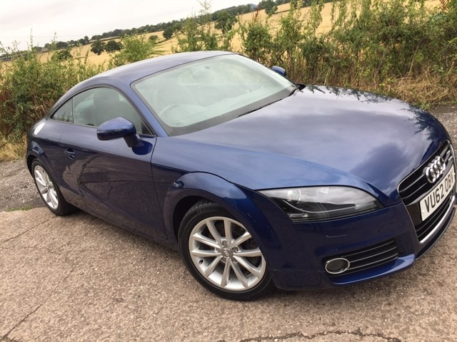 used Audi TT TFSI Sport S Tronic 3dr in west-midlands