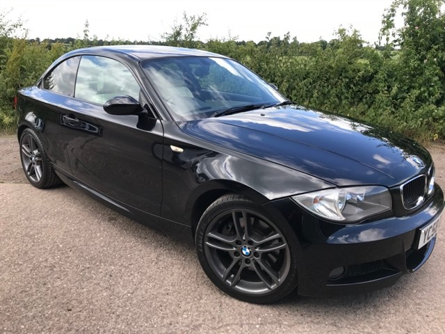 used BMW 123d 1 Series M Sport 2dr in west-midlands