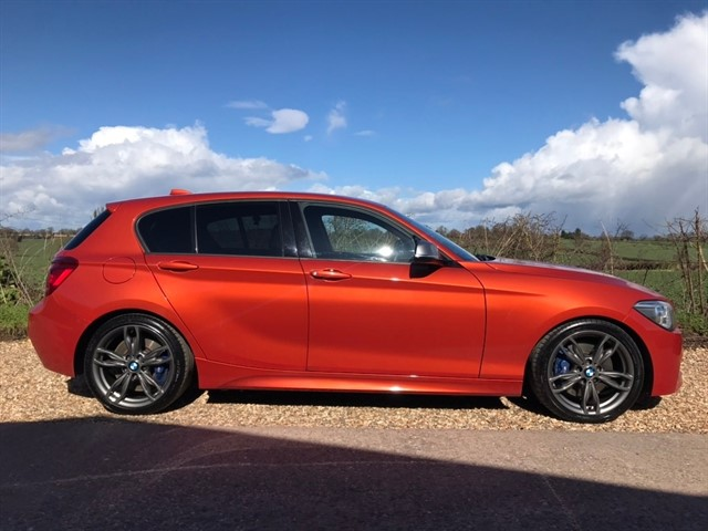 used BMW M135i 1 Series Sports Hatch (s/s) 5dr in west-midlands
