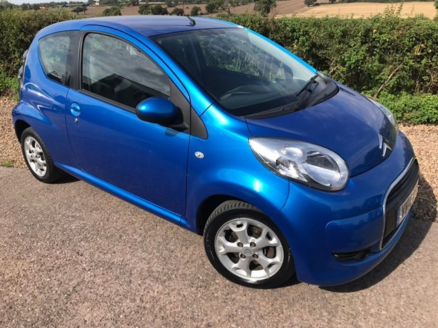 used Citroen C1 i VTR+ 3dr in west-midlands