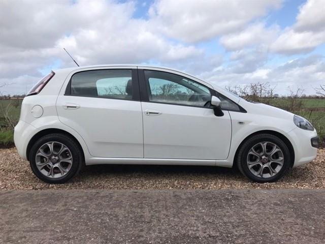 used Fiat Punto Evo 8v GP (s/s) 5dr in west-midlands