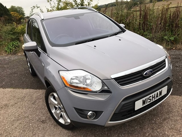 used Ford Kuga TDCi Titanium 5dr in west-midlands