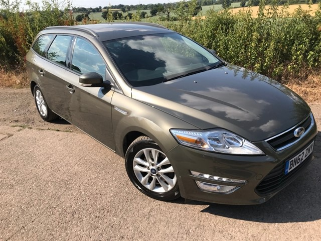 used Ford Mondeo TD ECO Zetec (s/s) 5dr in west-midlands