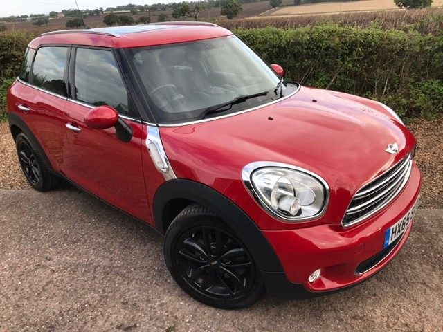 used MINI Countryman Cooper D 5dr in west-midlands
