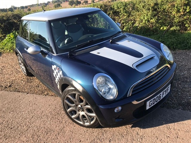 used MINI Hatch Cooper S Checkmate 3dr in west-midlands