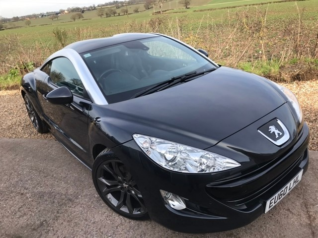 used Peugeot RCZ THP GT 2dr in west-midlands