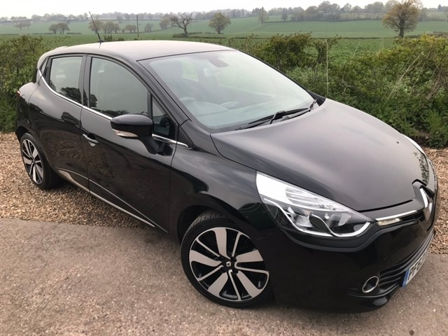 used Renault Clio dCi ENERGY Dynamique S MediaNav 5dr in west-midlands