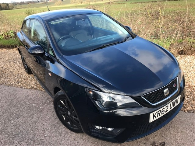 used SEAT Ibiza TSI FR SportCoupe 3dr in west-midlands