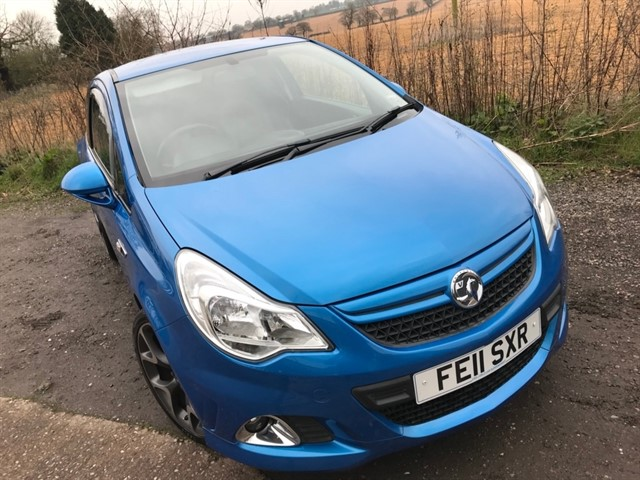 used Vauxhall Corsa i Turbo 16v VXR 3dr in west-midlands