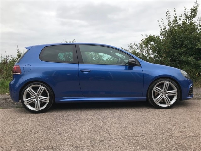 used VW Golf TSI R 4MOTION 3dr in west-midlands