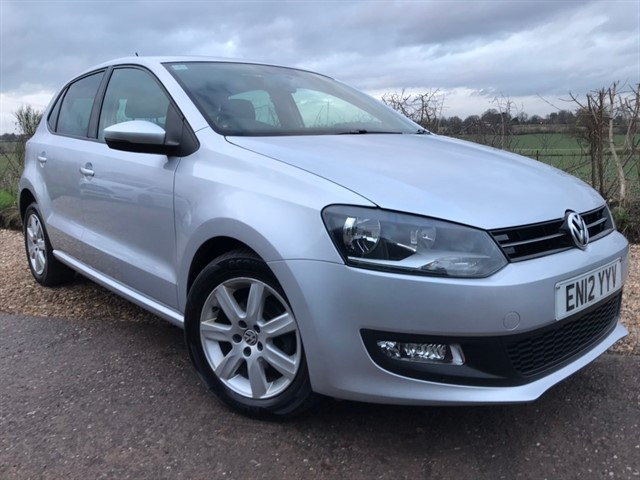 used VW Polo Match 5dr in west-midlands