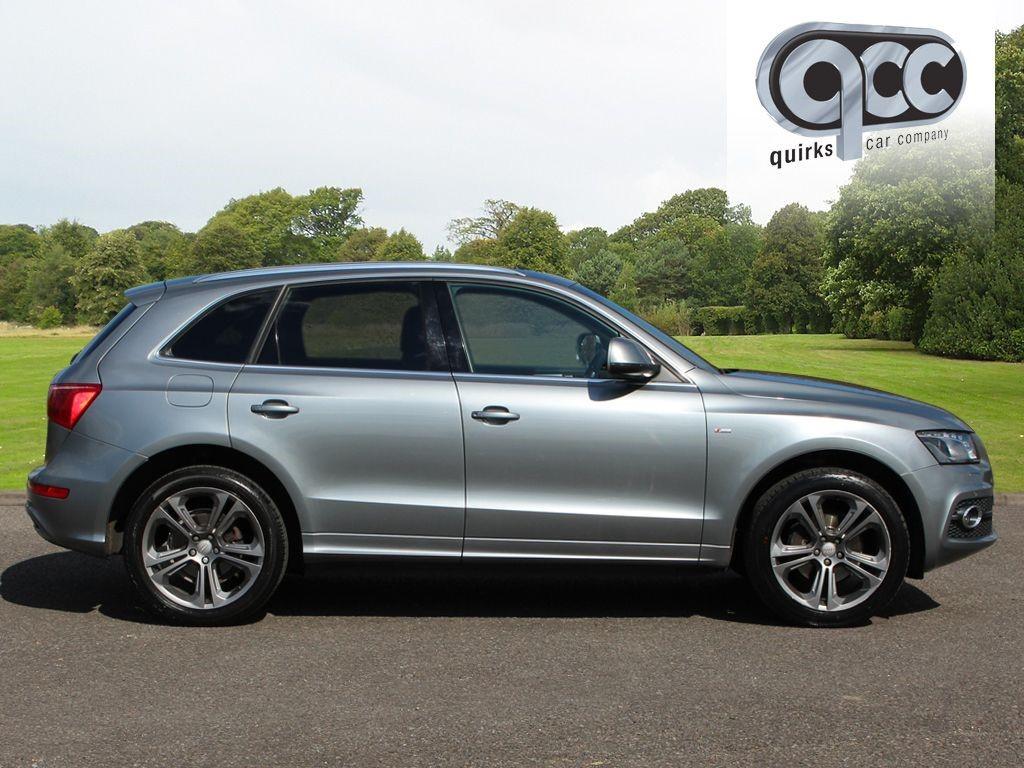 Audi Q TDI QUATTRO S LINE SPECIAL EDITION Quirks Car Company - Audi q5 diesel