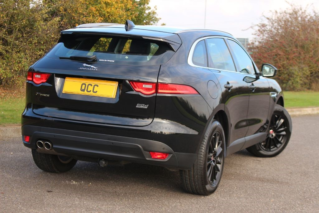 jaguar f pace portfolio i4d awd 5dr quirks car company. Black Bedroom Furniture Sets. Home Design Ideas
