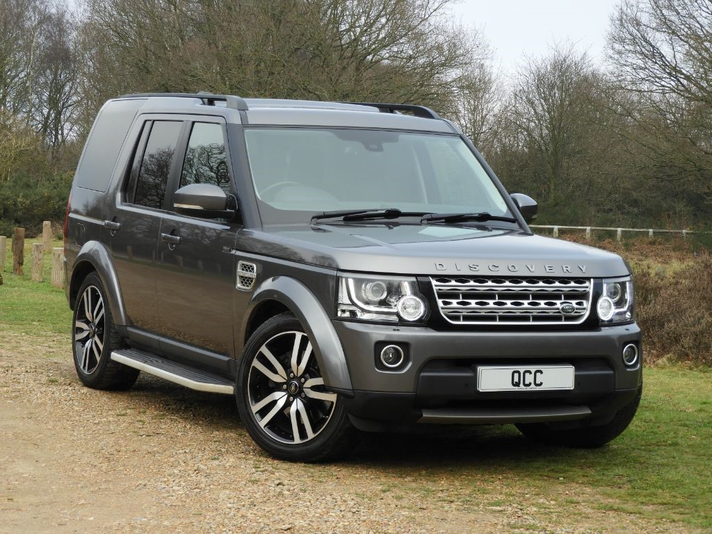 land rover discovery sdv6 hse luxury quirks car company. Black Bedroom Furniture Sets. Home Design Ideas