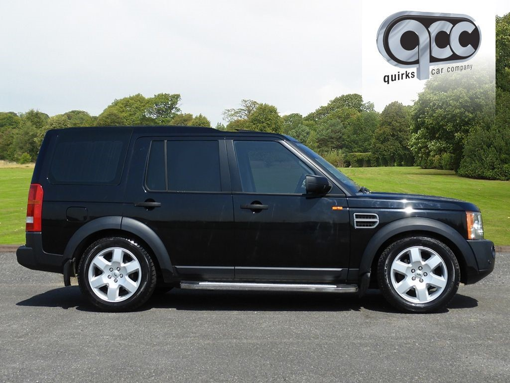 land rover discovery 3 tdv6 hse auto sat nav rear dvd 39 s. Black Bedroom Furniture Sets. Home Design Ideas