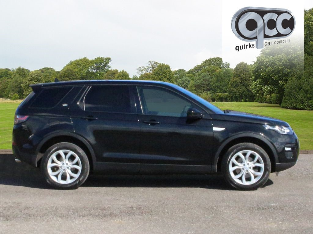 land rover discovery sport sd4 hse seven seats quirks car company. Black Bedroom Furniture Sets. Home Design Ideas