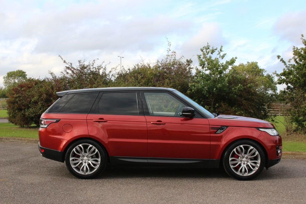 land rover range rover sport sdv6 hse dynamic quirks car. Black Bedroom Furniture Sets. Home Design Ideas