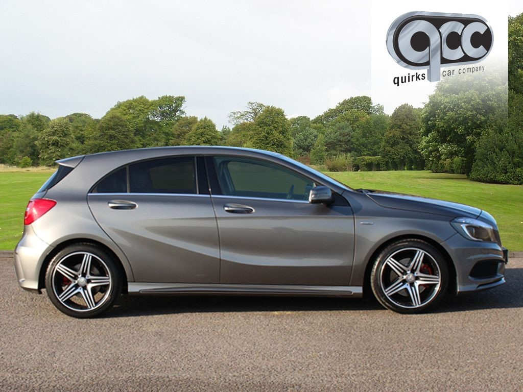 mercedes a class a250 amg sport edition blueefficiency engineered by amg quirks car company. Black Bedroom Furniture Sets. Home Design Ideas