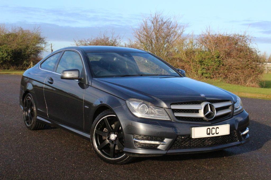 Mercedes c class c220 cdi blueefficiency amg sport ed125 quirks car company - Mercedes c class coupe diesel ...