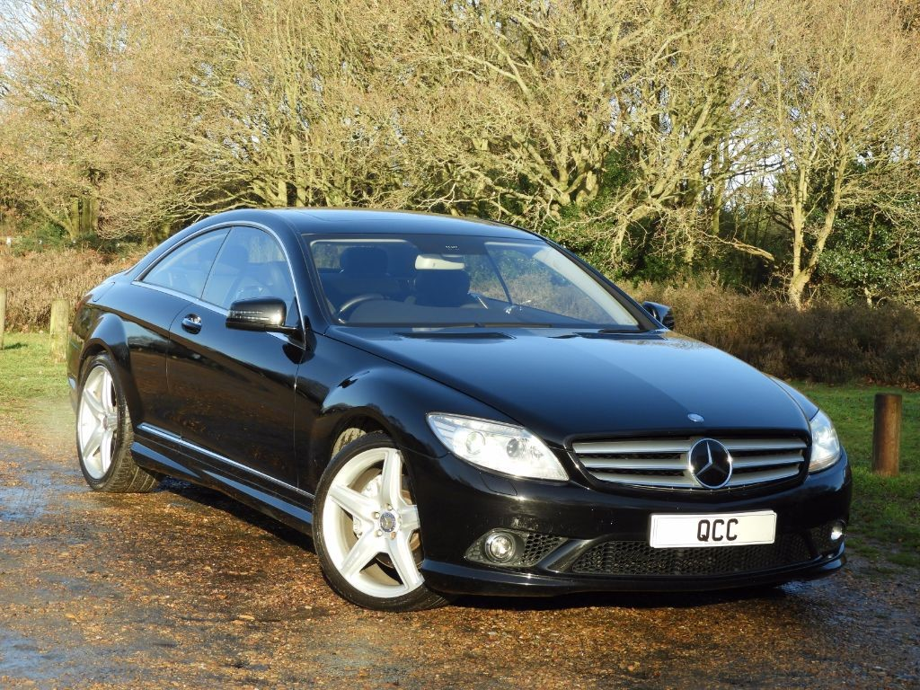 mercedes cl class cl500 cl 500 amg body styling kit. Black Bedroom Furniture Sets. Home Design Ideas