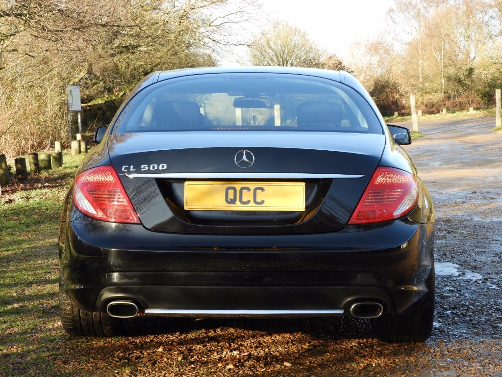 mercedes cl class cl500 cl 500 amg body styling kit quirks car company. Black Bedroom Furniture Sets. Home Design Ideas