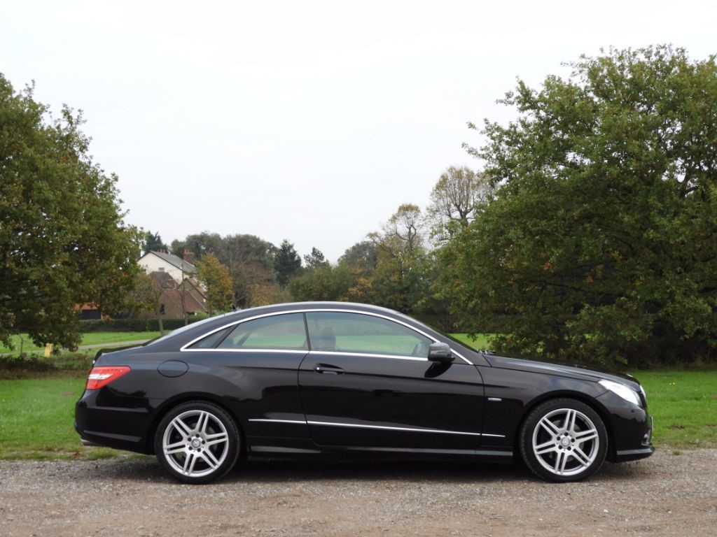 Mercedes e class e350 cdi blueefficiency sport quirks car company - Mercedes classe e 350 coupe ...