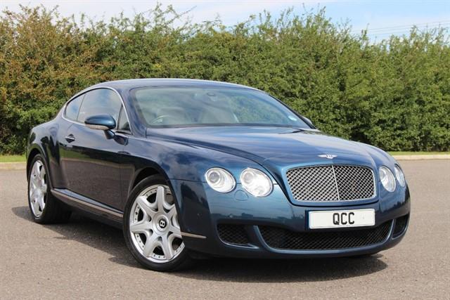 Bentley Continental Gt Mulliner Driving Spec Quirks Car