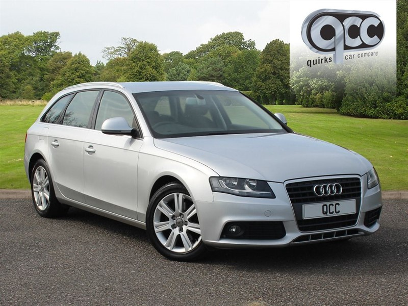 used Audi A4 Avant TDI SE DPF in essex-for-sale