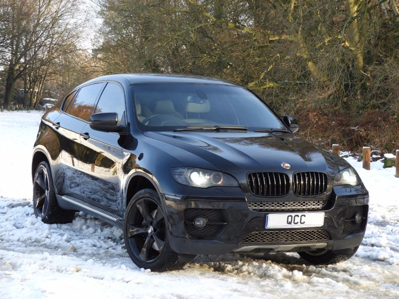 used BMW X6 XDRIVE30D 5DR  in essex-for-sale