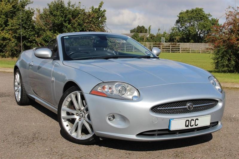 used Jaguar XK CONVERTIBLE in essex-for-sale
