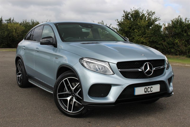 used Mercedes GLE43 AMG 4MATIC PREMIUM in essex-for-sale