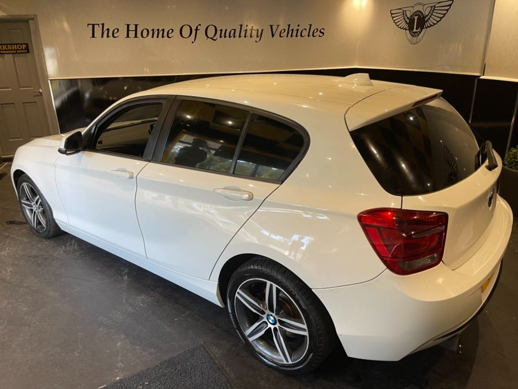 used BMW 116d SPORT / DIESEL / FACE LIFT MODEL in gwent