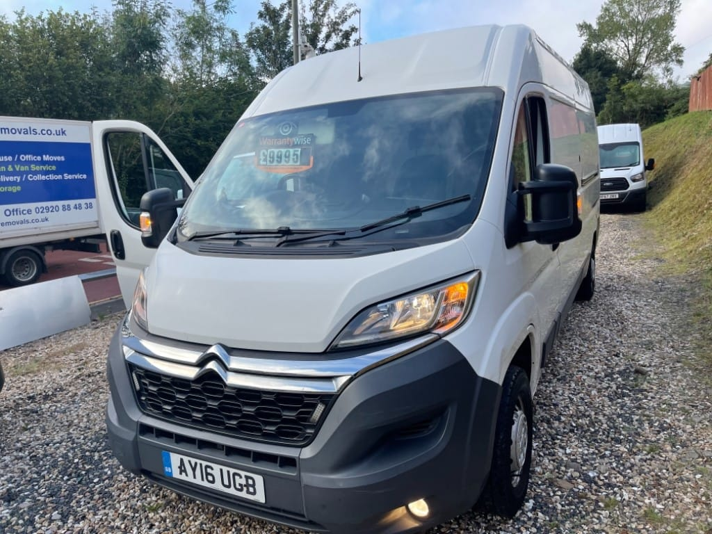 used Citroen Relay 35 L3H2 ENTERPRISE HDIC / AUTO AIR-CON in gwent