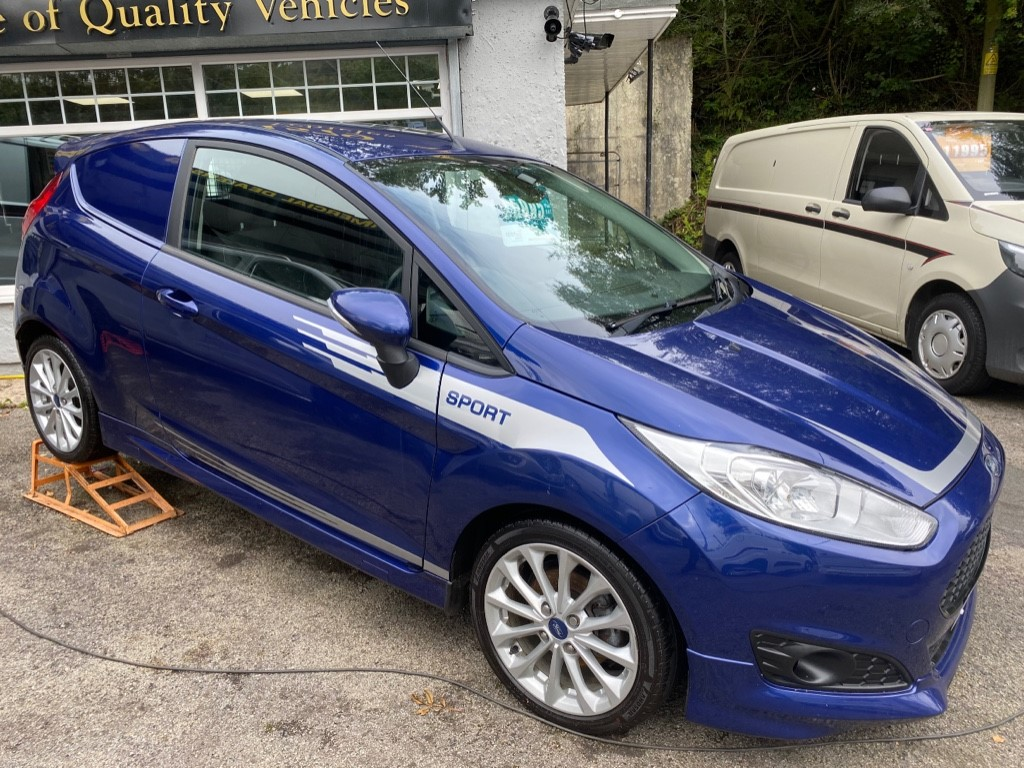 used Ford Fiesta SPORT TDCI in gwent
