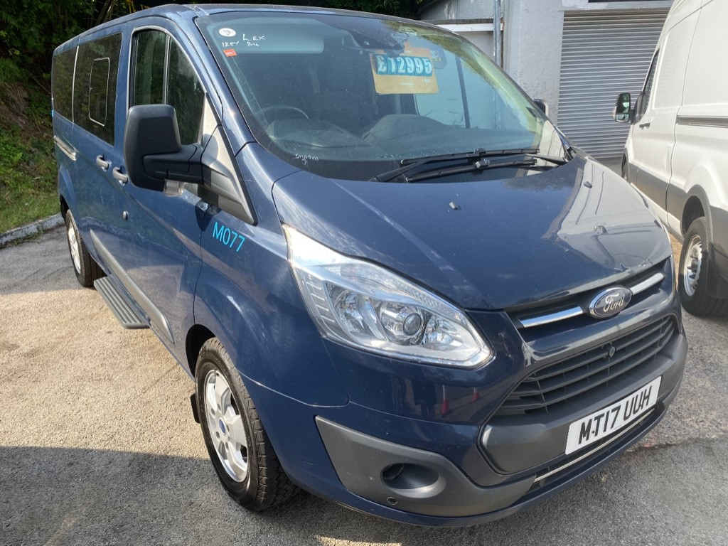 used Ford Tourneo Custom 310 ZETEC TDCI in gwent