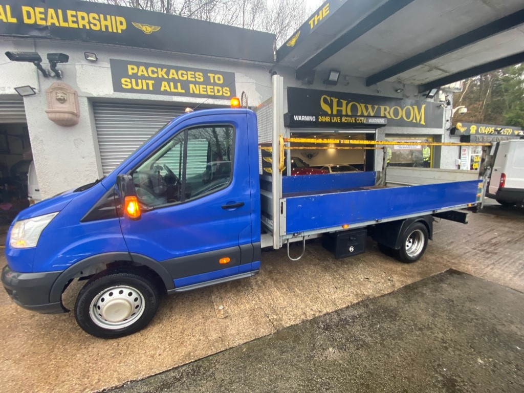 used Ford Transit 350 C/C DRW in gwent